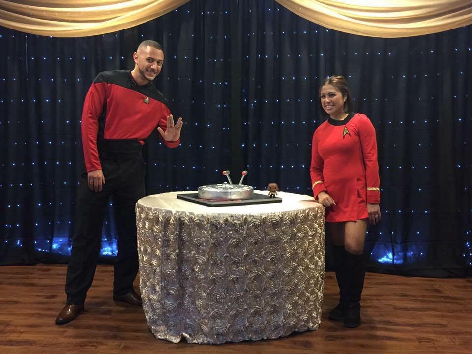 Star Trek Birthday Party (2)